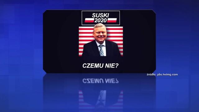 Prezydent Marek Suski?