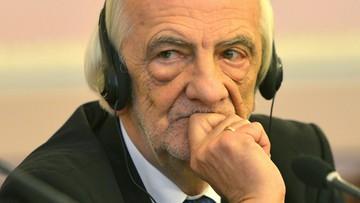 """08-12-2016 13:45 """"Opozycja jest bezradna, nie ma żadnych argumentów"""". Terlecki o Piotrowiczu"""