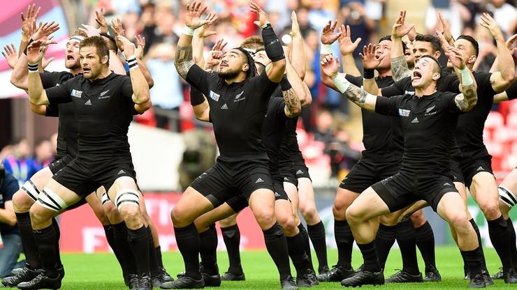Puchar Świata w rugby: Nowa Zelandia pewna gry w ćwierćfinale