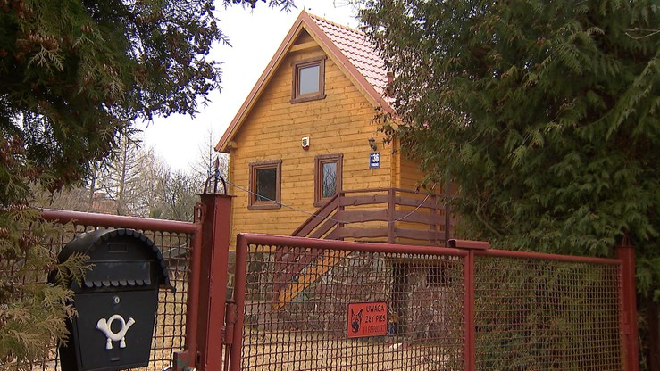 Działkę letniskową Kiszczaka przeszukali prokuratorzy IPN