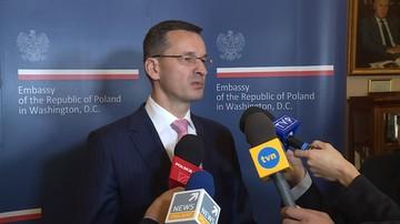 "07-10-2016 23:39 ""Offset to musi być offset"". Morawiecki o negocjacjach ws. Caracali"