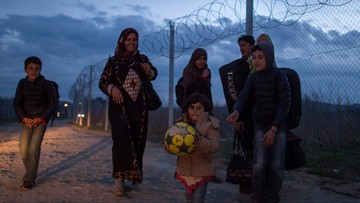 03-03-2016 19:20 Polacy na 10. miejscu w rankingu społeczeństw najbardziej niechętnych imigrantom