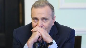 21-04-2017 11:02 Schetyna: prokuratura powinna zająć się sprawą Berczyńskiego