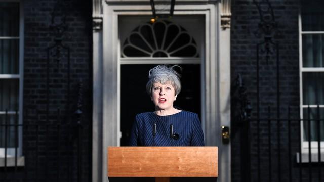 W. Brytania: Premier May chce przedterminowych wyborów 8 czerwca
