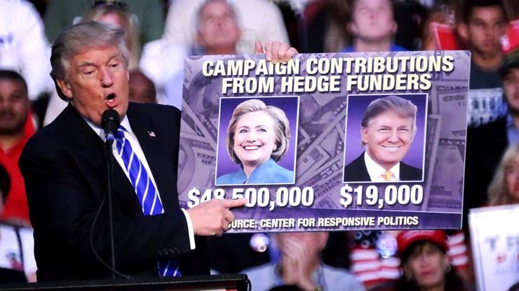 Republikanie do kierownictwa partii: nie finansujcie kampanii Trumpa