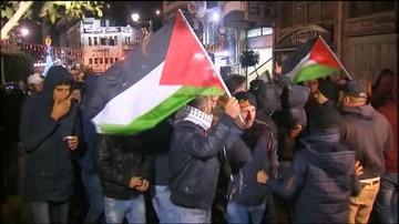 """07-12-2017 09:50 Palestyńczycy wzywają do strajku generalnego. Lider Hamasu chce """"nowej intifady"""""""