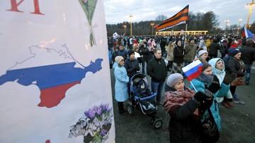 19-03-2017 17:11 MSZ wzywa Rosję do zakończenia okupacji Krymu
