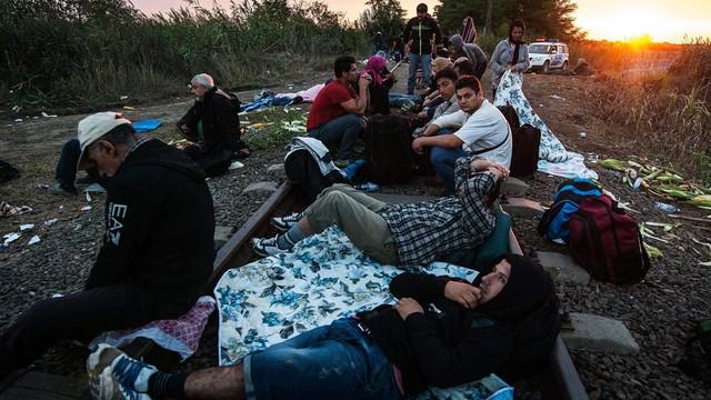 Węgry chcą unijnej pomocy na walkę z kryzysem migracyjnym