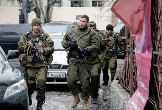 Przywódca separatystów: nie będzie nowych rozejmów z Kijowem