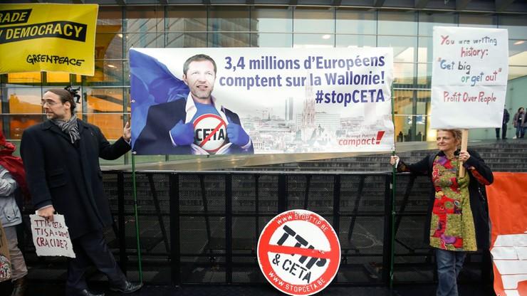 Rozbieżności w angielskiej i polskiej wersji umowy CETA