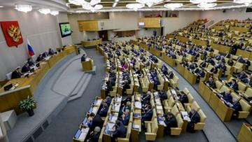 09-11-2016 13:56 Aplauz rosyjskiej Dumy w reakcji na zwycięstwo Trumpa