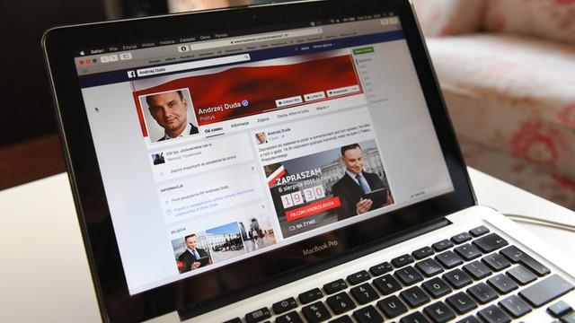 Ekspert: prezydent w mediach społecznościowych bierze przykład z Obamy