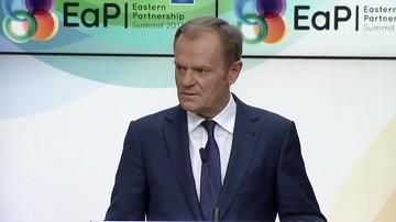 """""""Jeśli nie będzie rozwiązania ws. uchodźców, zaproponuję dalsze działania"""". Donald Tusk w liście do liderów UE"""