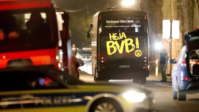 Niemcy: zatrzymano podejrzanego o zamach na piłkarzy Dortmundu