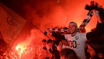 Hat-trick Nikolicia. Ekstraklasa nagrodziła najlepszych w sezonie