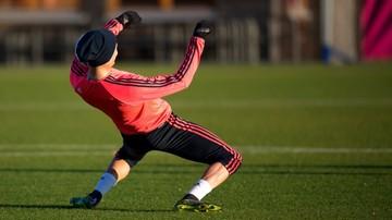 2015-11-23 Lewandowski znów zachwyca! Tym razem na treningu (WIDEO)