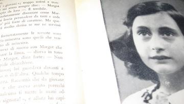 12-06-2017 15:38 Dokładnie 75 lat temu Anna Frank rozpoczęła pisanie swojego dziennika