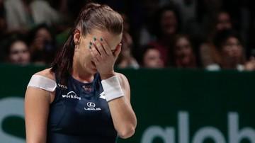 2015-11-02 Ranking WTA: Radwańska piąta na koniec sezonu