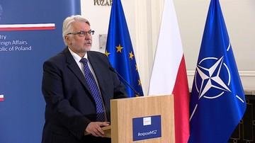 21-03-2017 08:19 Szef MSZ kontynuuje kampanię na rzecz niestałego członkostwa Polski w RB ONZ