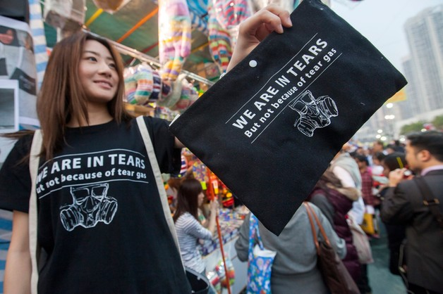 Władze Hongkongu do obywateli: bądźcie jak owce