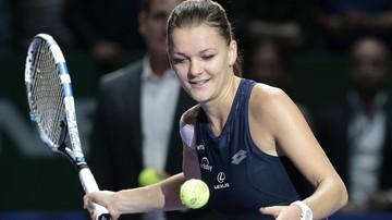 2015-12-07 Agnieszka Radwańska trzeci raz z rzędu z zagraniem roku WTA! (WIDEO)