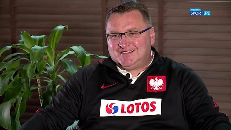 Michniewicz: Trójka moich piłkarzy może pojechać na mundial
