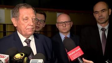 17-10-2017 11:02 Bez rzecznika ani rusz. Minister Szyszko w Luksemburgu