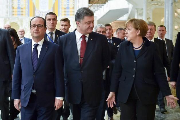 Szczyt trwa. Przywódcy rozmawiają ws. Ukrainy