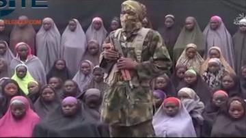 14-08-2016 14:34 Część nigeryjskich uczennic porwanych przez Boko Haram mogła zginąć w nalotach