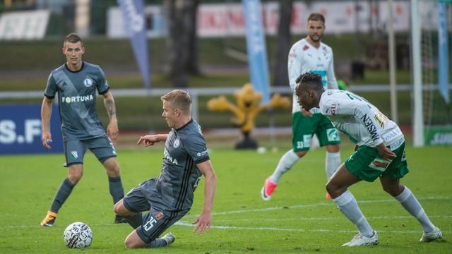 Legia Warszawa poznała rywali w LM. Z kim zmierzą się mistrzowie Polski?