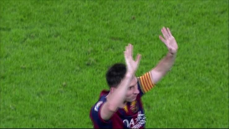 Messi pobił kolejny rekord