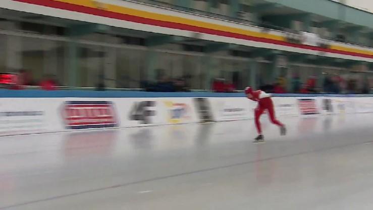 Goście specjalni na MŚ juniorów łyżwiarzy szybkich