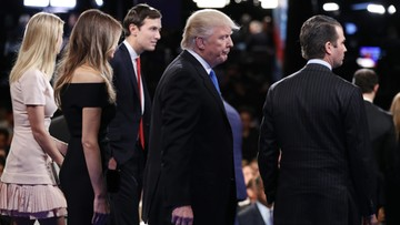02-10-2016 21:44 USA: sztab Trumpa tłumaczy go z niepłacenia podatków