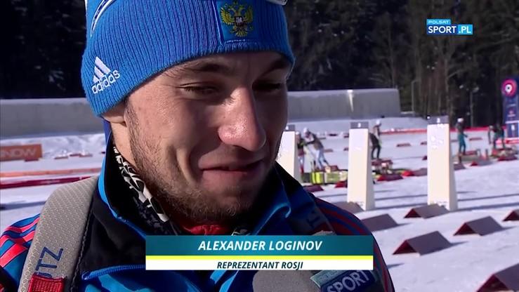 Loginov: Medale cieszą, bo konkurencja była mocna