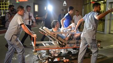30-06-2016 14:41 Bilans ofiar zamachu w Stambule wzrósł do 43