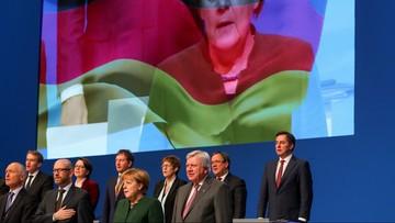 2016-12-07 CDU chce zaostrzenia polityki imigracyjnej