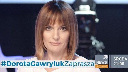 #DorotaGawryluk Zaprasza