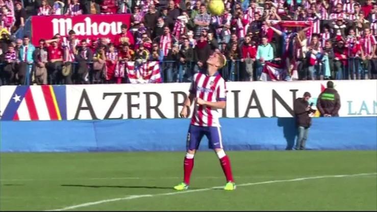 40 tysięcy fanów Atletico powitały Torresa