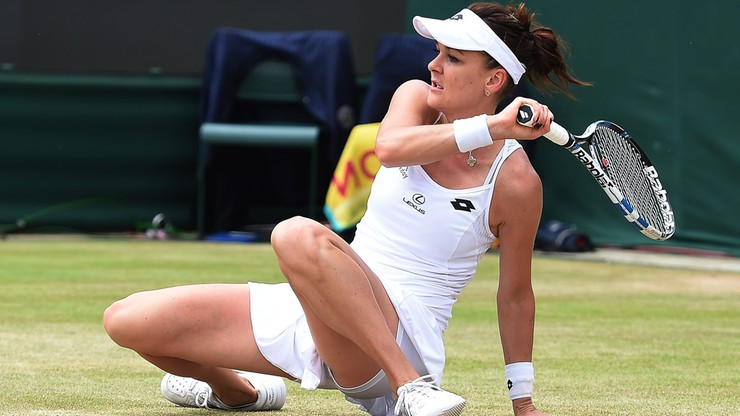 Radwańska o Wimbledonie: Czas goi rany, w sporcie też