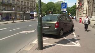 Kraków: Znikną miejsca parkingowe dla niepełnosprawnych?