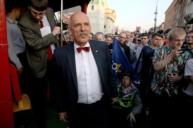 Korwin-Mikke przegrał proces w trybie wyborczym. Duda nie musi przepraszać