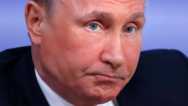 Putin: Rosja jest gotowa do jednoczenia wysiłków z UE