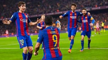 2017-02-07 Dramatyczna końcówka na Camp Nou! Barca w finale Pucharu Króla