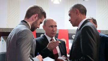 21-11-2016 05:23 Putin o Obamie: czasem było trudno, ale szanowaliśmy się