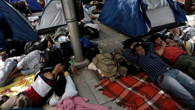 Napływ uchodźców zachwieje bezpieczeństwem Niemiec - twierdzi wysoki urzędnik federalny