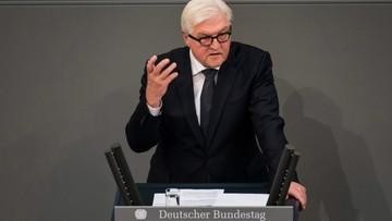10-11-2016 22:01 Steinmeier żąda od Trumpa jasnego stanowiska ws. polityki zagranicznej