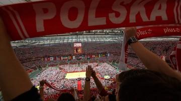 2016-12-22 Mecz otwarcia siatkarskich mistrzostw Europy 2017 na Stadionie Narodowym!
