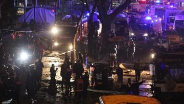 14-03-2016 05:11 Świat przesyła Turcji kondolencje po zamachu w Ankarze
