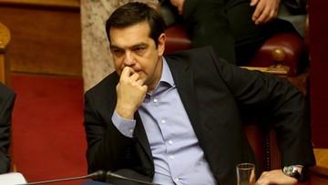 09-05-2016 05:39 Cięcia w emeryturach i wyższe podatki. Grecja przyjęła pakiet oszczędnościowy