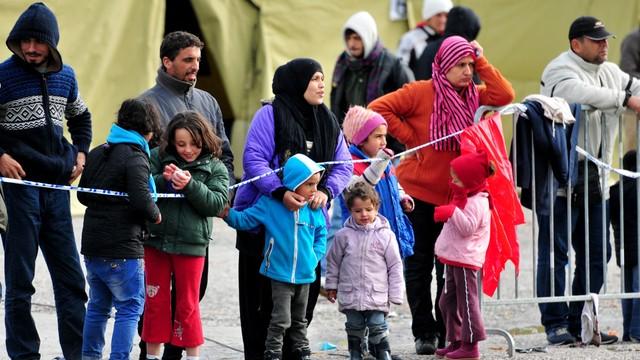 Słowenia oskarża Chorwację o brak kontroli nad falą migrantów